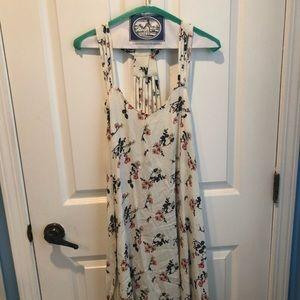Cute floral flowing dress
